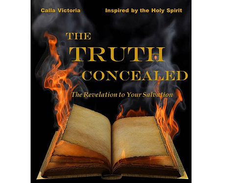 """""""The Truth Concealed"""" paperback book"""