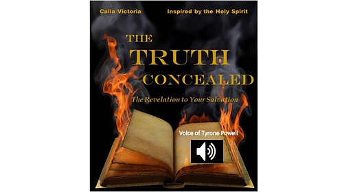 AudioBook - The Truth Concealed