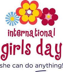 Happy International Girls Day
