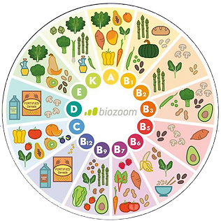 Antioxidantien biozoom Messen Vitality