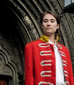 Mary Butler as Captain Tilney