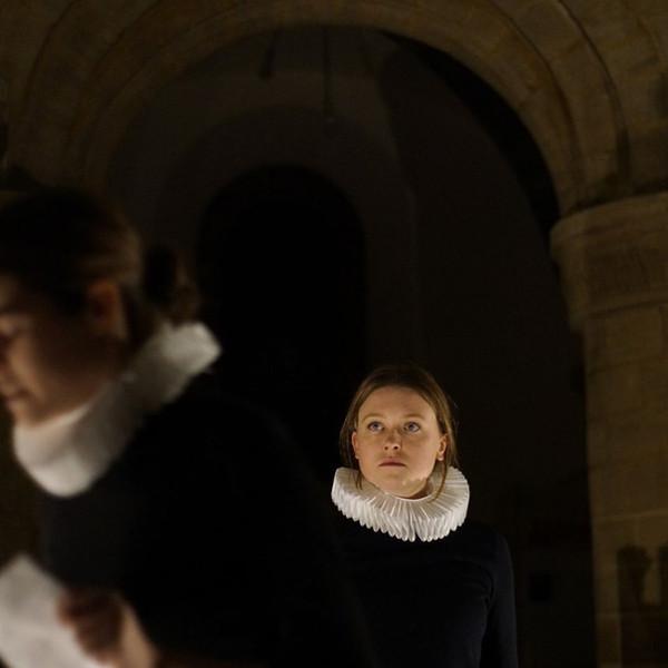 Jo Heywood as Mortimer