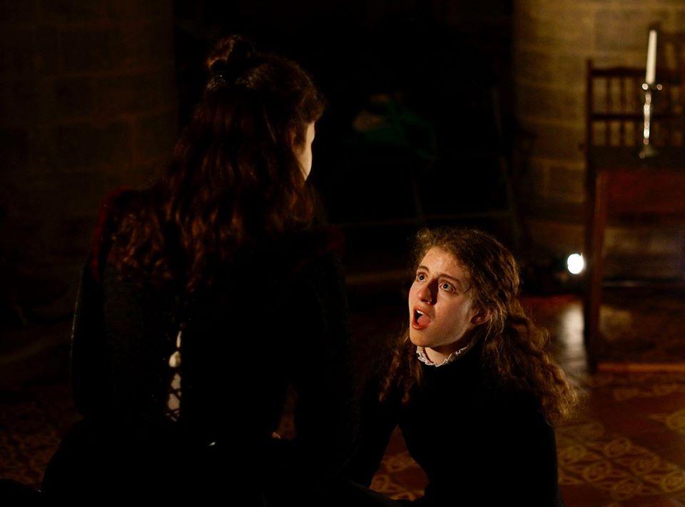 Lydia Makrides as Kennedy