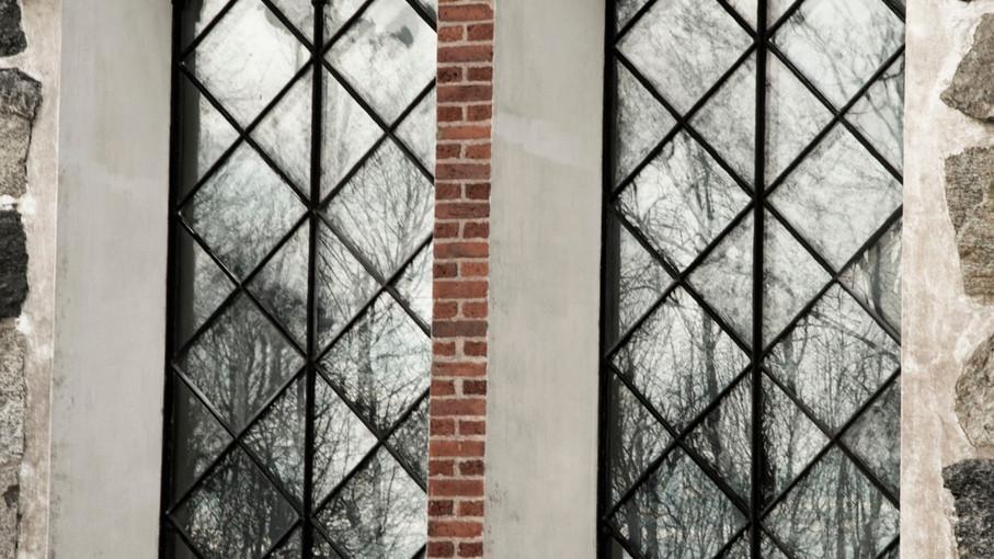 Kirkon ikkunat