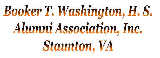 """booker t washington alumni association staunton va"""