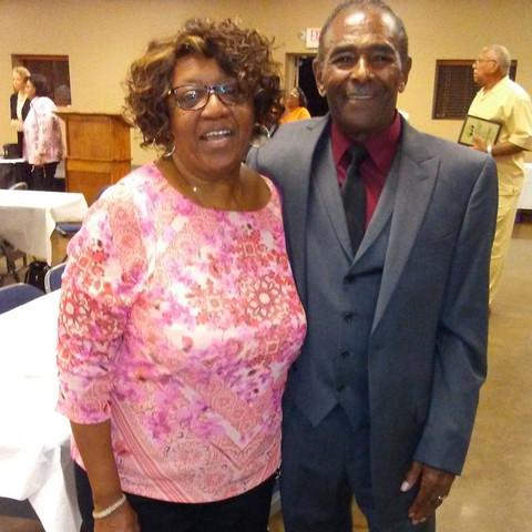 LaLaura Wayland and Eugene Jones