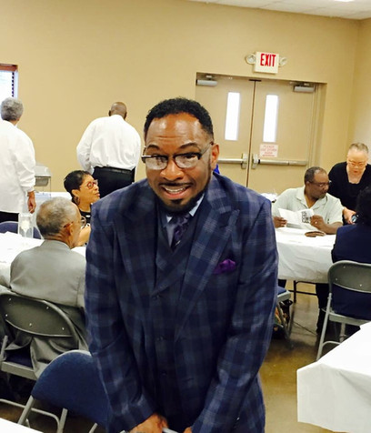 Pastor Floyd Miles