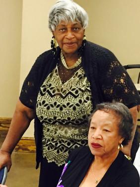 Ms. Clara Sheffey and Ms. Opal Nelson