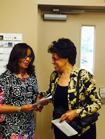 Ms. Tish Pannell & Pastor C Holtz
