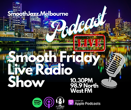 _Smooth Friday Live Radio Show_Podomatic