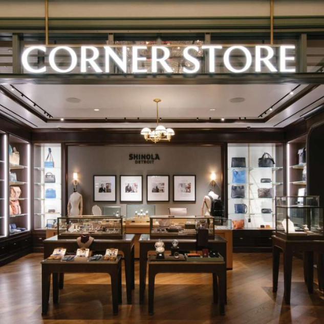 Client: Corner Store