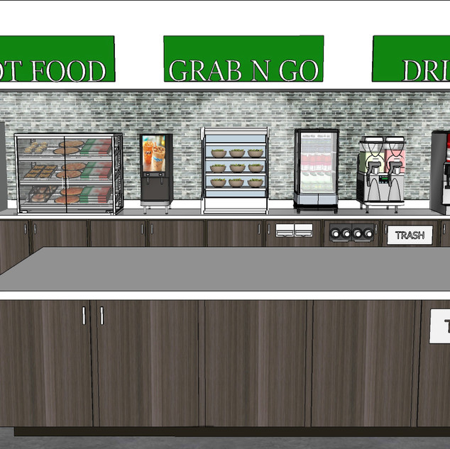 Client: Green Valley Grocery
