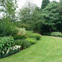 Garden of Highclere Castle