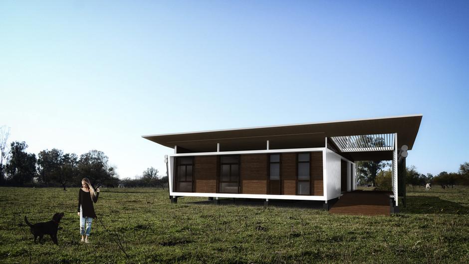 ASF+ House