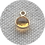 Thumbnail: Citrine - Gold