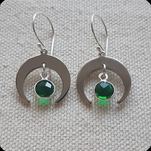 Emerald - Silver