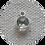 Thumbnail: Prasiolite (Green Amethyst) - Silver