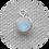 Thumbnail: Rainbow Moonstone - Silver