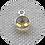 Thumbnail: Citrine - Silver
