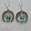 Thumbnail: Green Onyx - Silver