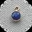Lapis Lazuli - Gold