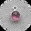 Thumbnail: Pink Tourmaline - Silver