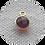 Thumbnail: Garnet - Gold