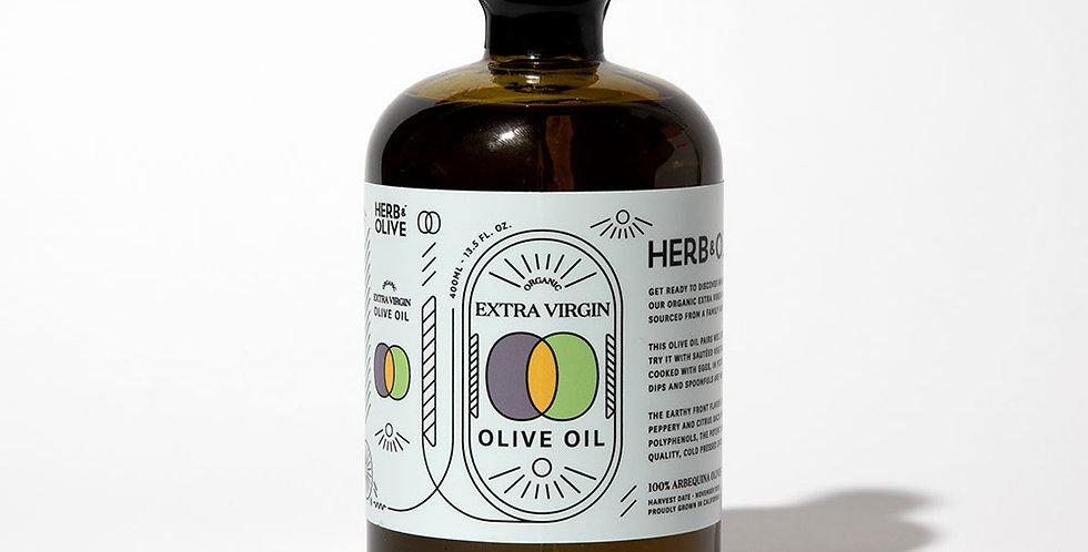 Organic Extra Virgin Olive Oil - 400ml