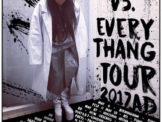 "Erykah Badu Launches ""Badu vs. Everythang"" Tour"
