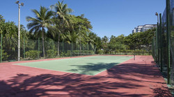 Jatiúca Hotel & Resort- Instalações esportivas