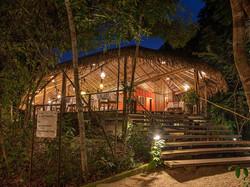Anavilhanas Lodge - Entrada