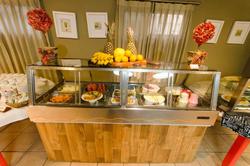 Voa Hotel Paraíso das Águas- Café da manhã - Buffet