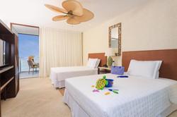 Porto de Galinhas Resort & Spa - Apto triplo - com varanda