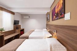 Hotel Fioreze Centro   - Apto familia