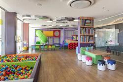 Novotel Itu Terras de São José Golf & Resort- Espaço Kids - Área interna