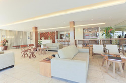 Hotel Mar Brasil -  recepção -