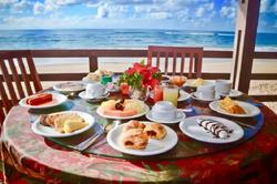 Ocaporã All Inclusive - Café da Manhã  (