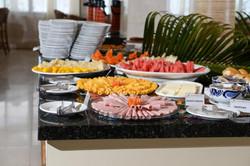 Village Barra Hotel - Buffet - Café da manhã