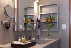 Kuara Hotel - Apto Suíte Luxo - Toalete