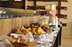 Tabaobi Smart Hotel - Café da manhã (1).