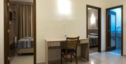 Hotel Estação 101 Itajaí- Apto familia