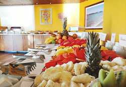 Hotel Mar Brasil -  café da manha - Copia