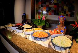 Tivoli Ecoresort - Cafè da manhã  - buffet