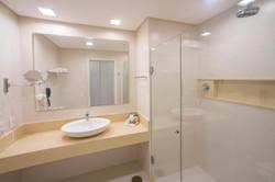 Jatiúca Hotel & Resort- Apto - Banheiro