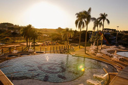 Machadinho Thermas Resort e  SPA - Área externa
