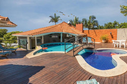 Voa Hotel Paraíso das Águas -Área externa