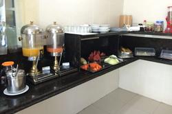 Hotel Des Basques- Buffet- Café da manhã (2)
