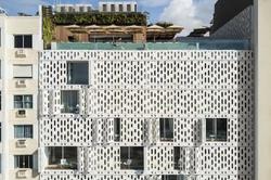 Hotel Emiliano - Fachada