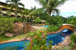 Hotel Canto das Águas - Área Externa