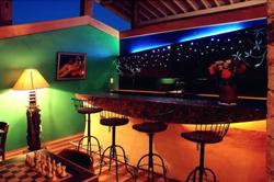 Hotel Canto das Águas- Bar do hotel